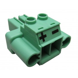 Power connector for amplifiers by RM Italy