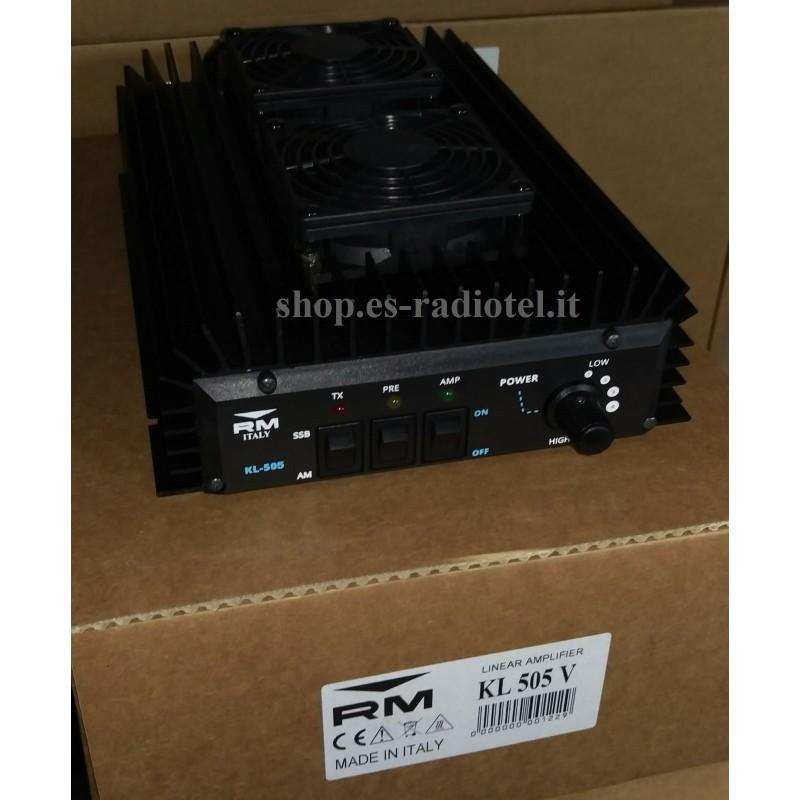 Amplificatore Lineare Larga Banda RM Italy KL506