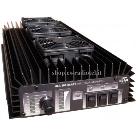 Linear Amplifier RM Italy HLA-300V BLACK