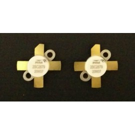 RM Italy 2SC2879 Matched pair - RF Power Transistor