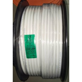 COAXIAL CABLE 50 Ohm Bieffe CO 22 LS0H 10mt